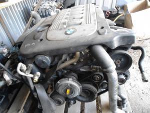 Двигатель бмв M57N