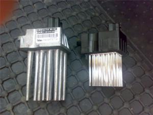Блок резисторов печки (Ежик) бмв е39