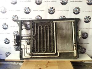 Радиатор АКПП бмв е39