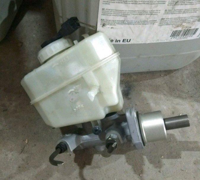 Главный тормозной цилиндр бмв е46