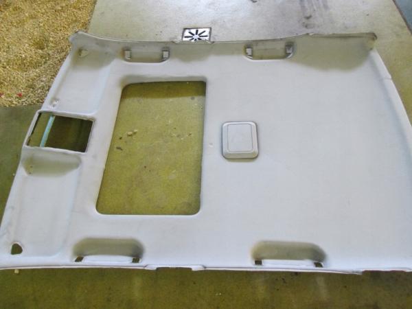 Бежевый потолок седан под люк бмв е39