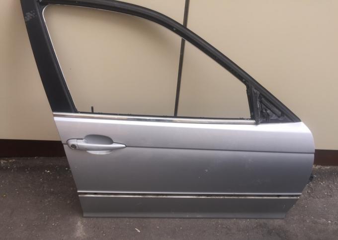 Дверь передняя бмв е46