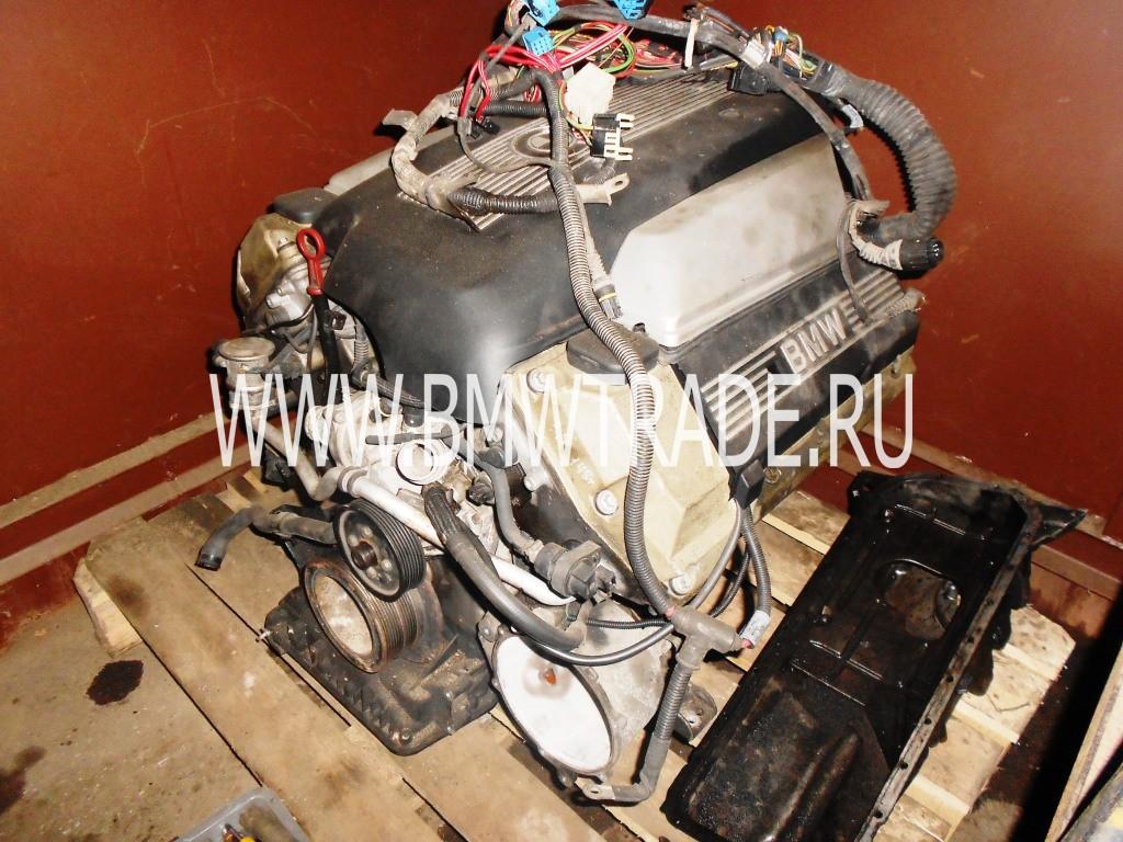 Двигатель бмв х5 е53 m62b46