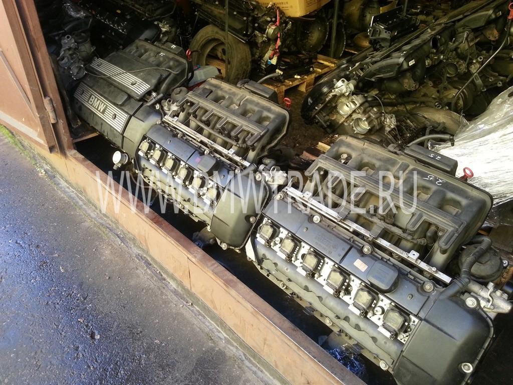 Бензиновые двигатели на бмв е60