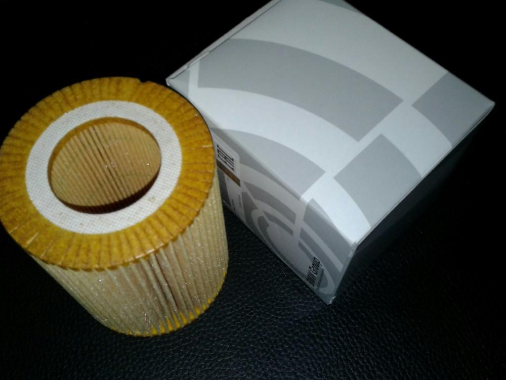 Масляный фильтр бмв е60