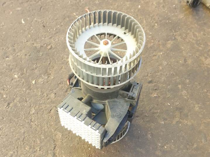 Вентилятор печки бмв е60