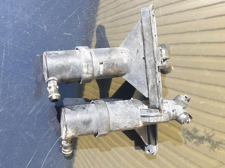 Форсунка омывателя фары бмв е60