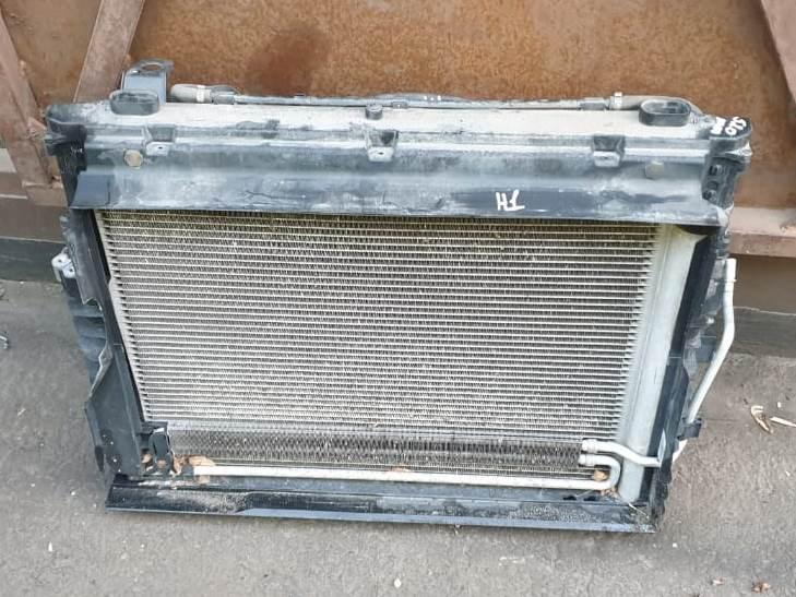 Кассета радиаторов М54 бмв е60